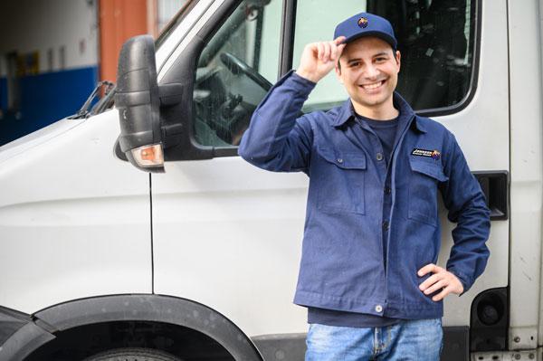 Johnson Garage Door Technician
